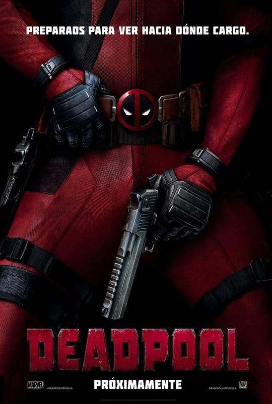 éxito de la campaña publicitaria de Deadpool